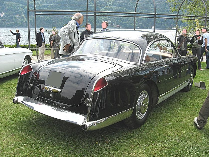 1955 Facel-Vega FV Rear-view