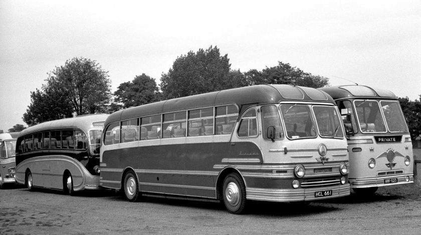 1955 HCL661 AEC MU3RV Yeates C41C