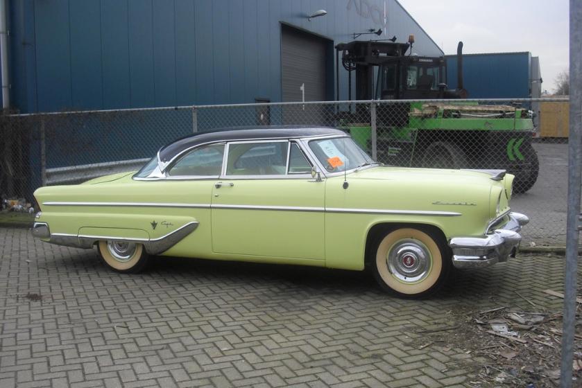 1955 Lincoln Capri Hardtop Coupe