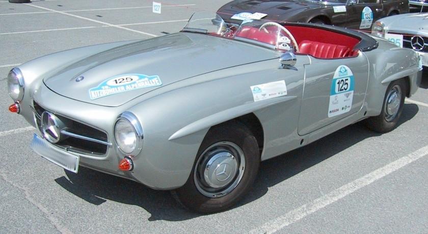 1955 Mercedes-Benz 190 SL Race-Kit
