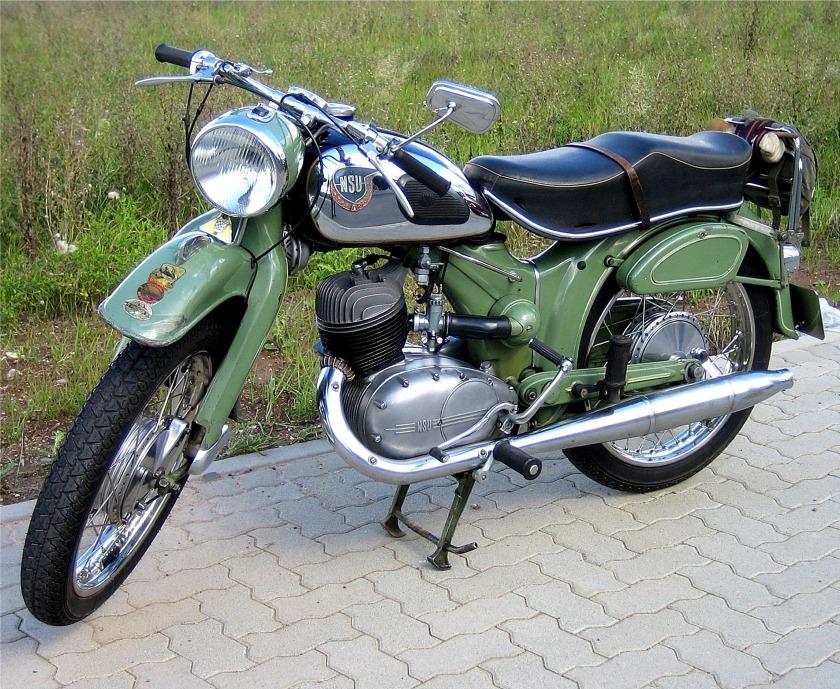 1955 NSU-Lux
