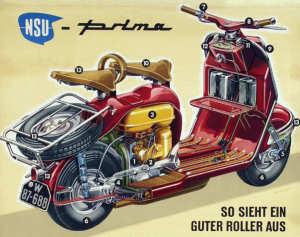 1955 NSU prima2