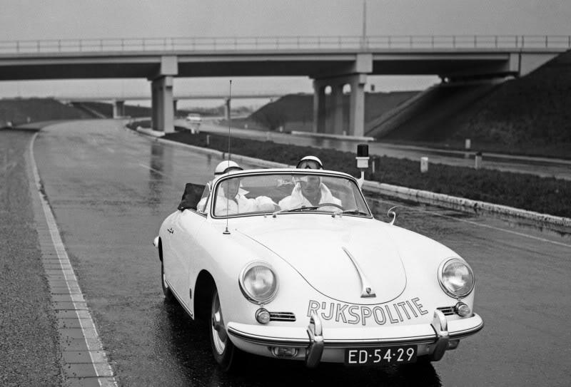 1955 Porsche Rijkspolitie