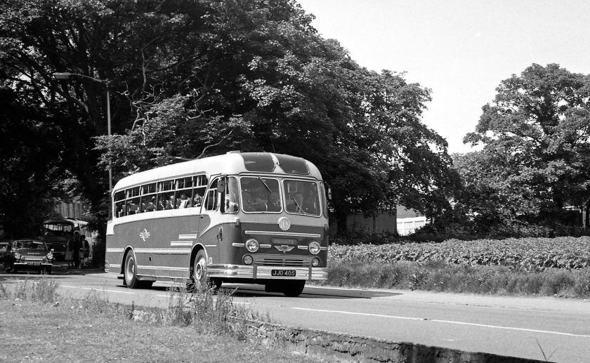 1956 AEC Reliance Yeates C41C