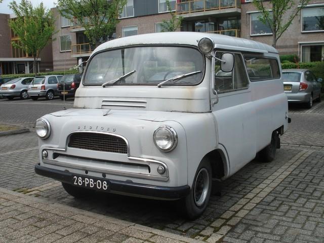 1956 Bedford CALV-4