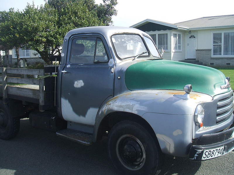 1956 Bedford-stake A