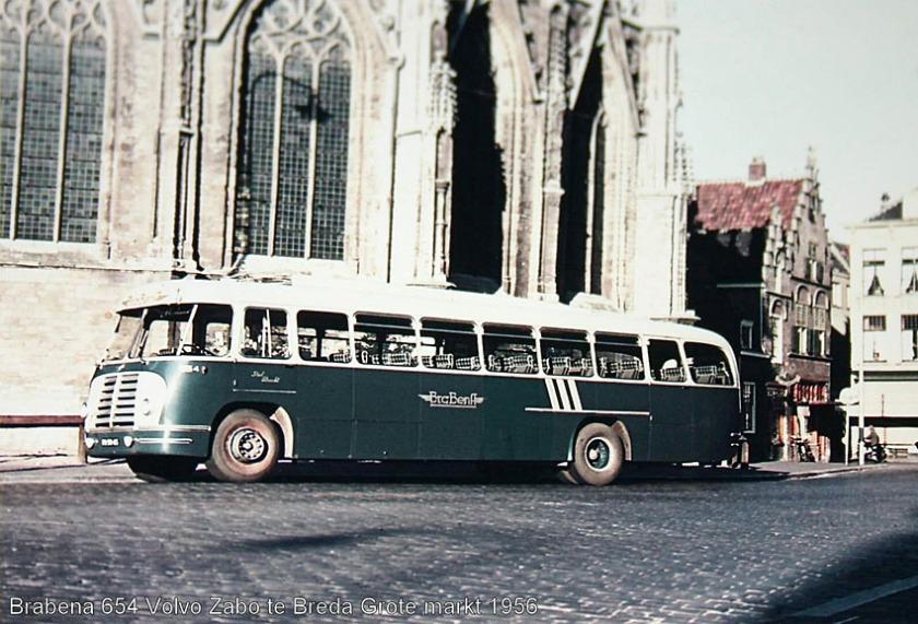 1956 brabena 654 volvo zabote
