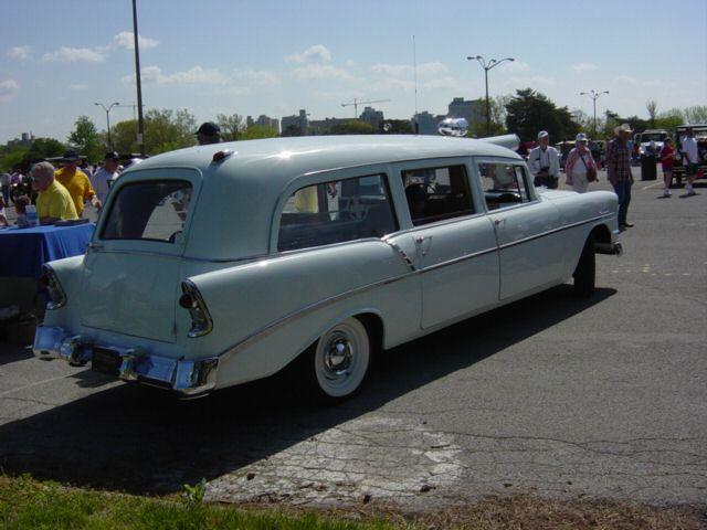 1956 Chevrolet Hearse