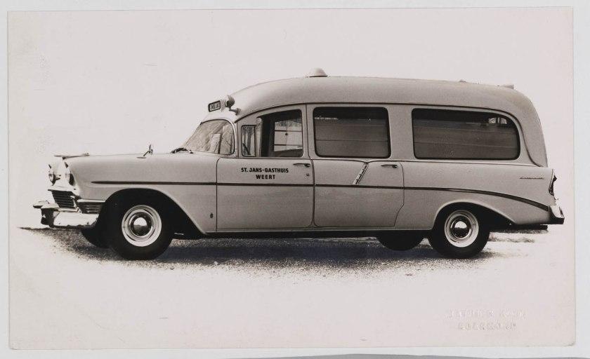 1956 Chevrolet Nedam Roermond