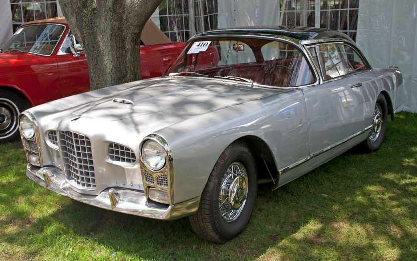 1956 Facel Vega FV2B no56106