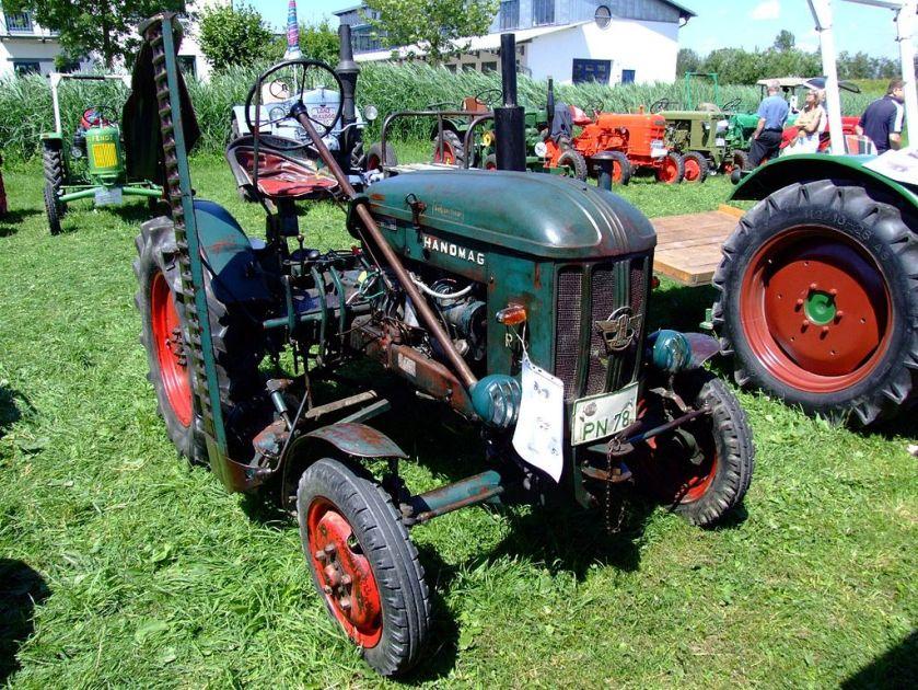 1956 Hanomag R 12 KB