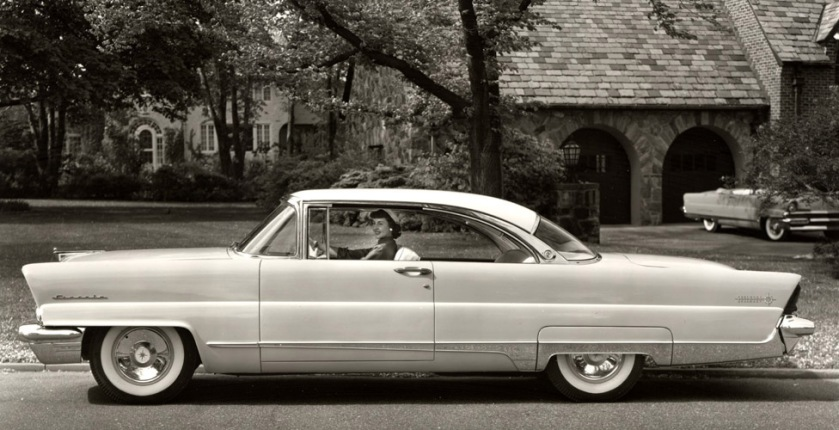 1956 lincoln bw01