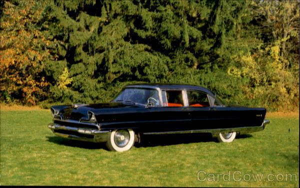 1956 Lincoln Premiere (2)