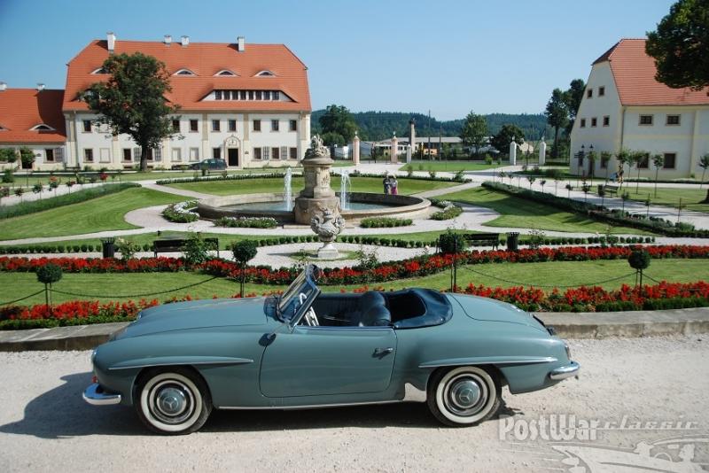 1956 Mercedes-Benz 190 SL CABRIO