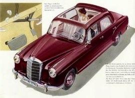 1956 Mercedes-Benz 219 W105