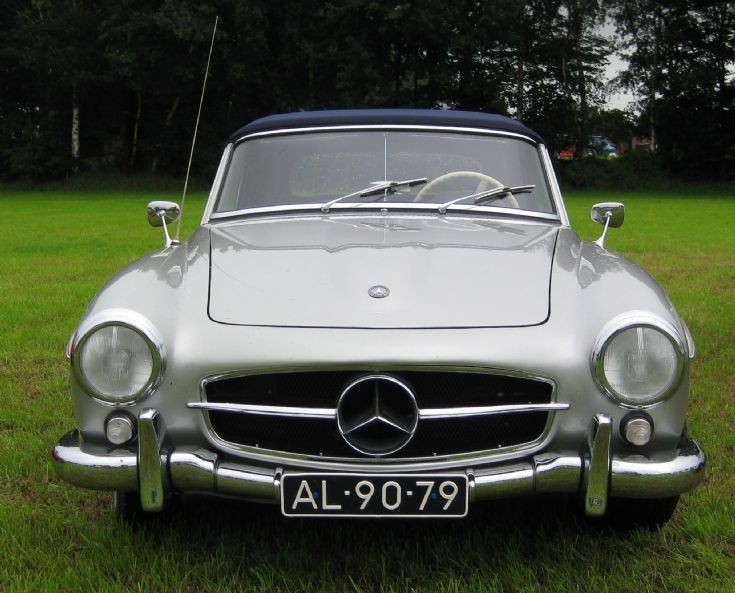1956 Mercedes – Benz 190 SL
