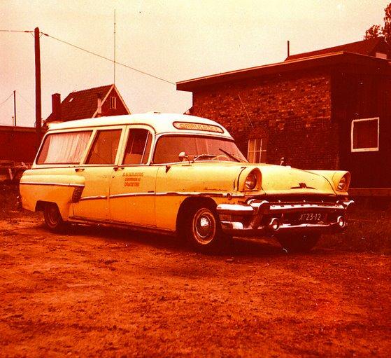 1956 Mercury Monterey 1956