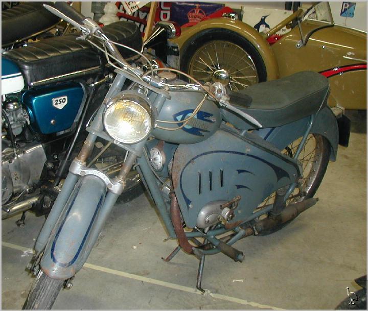 1956 Motoren Alleluia NSU