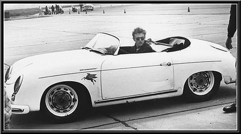 1956 PORSCHE 356 A Speedster with James Dean