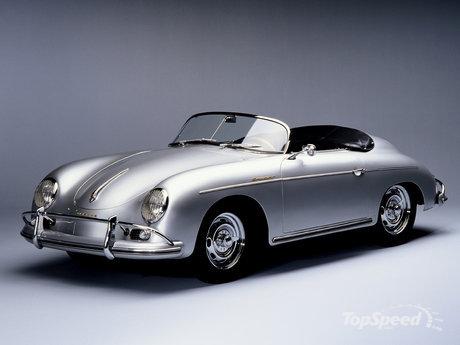 1956 porsche 356 speedster 1 8w