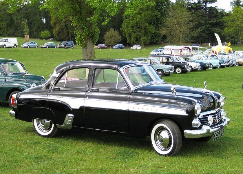 1956 Vauxhall Cresta 2262cc