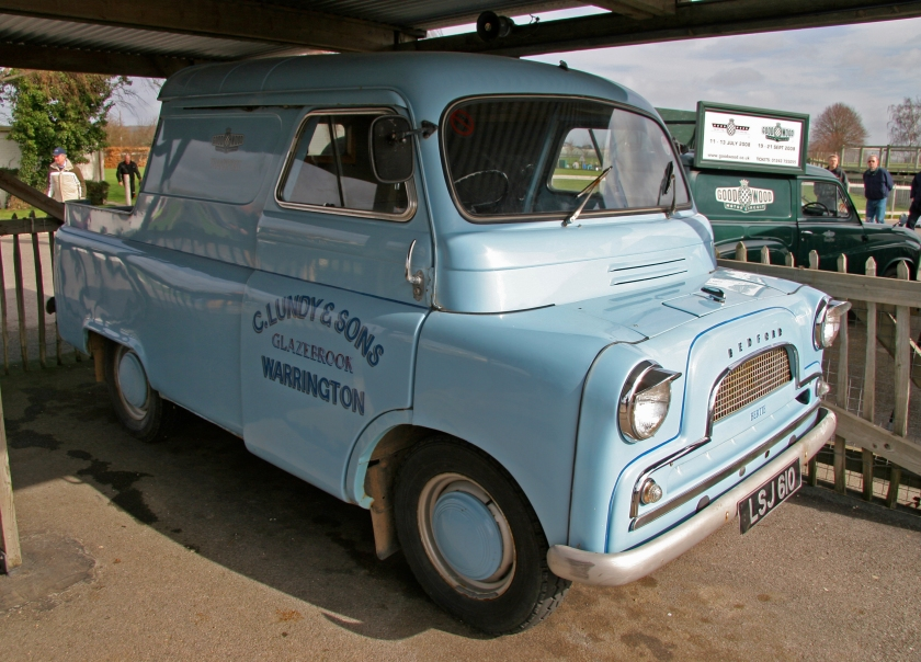 1957 Bedford CA LSJ610