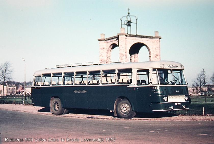 1957 brabena 660 volvo zabo breda