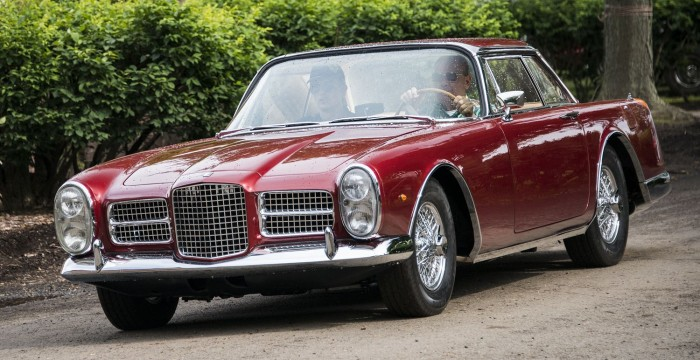 1957 Facel Vega 6.3 l Chrysler Typhoon engine