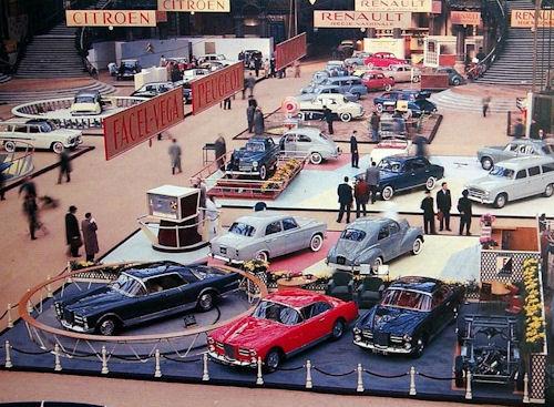 1957 facel vega