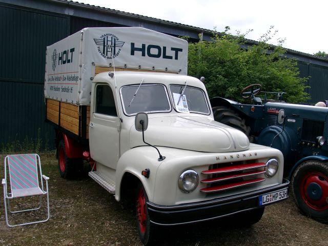 1957 Hanomag L28
