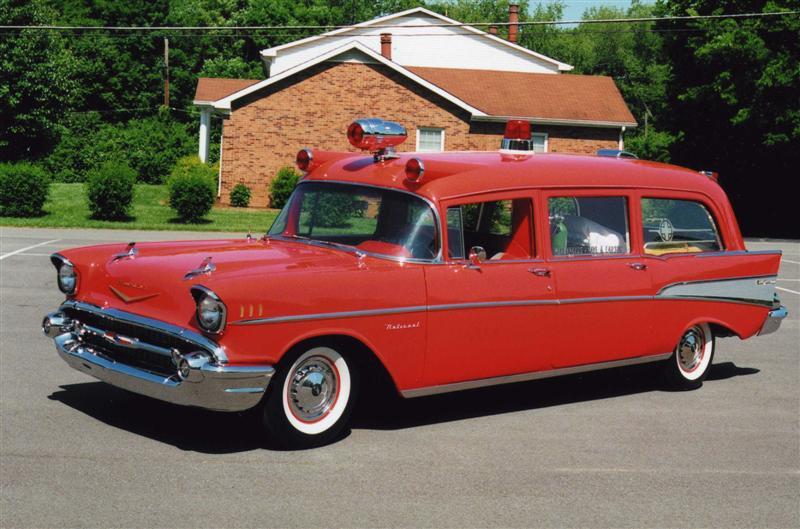 1957 Memphis-Chevrolet Memphian