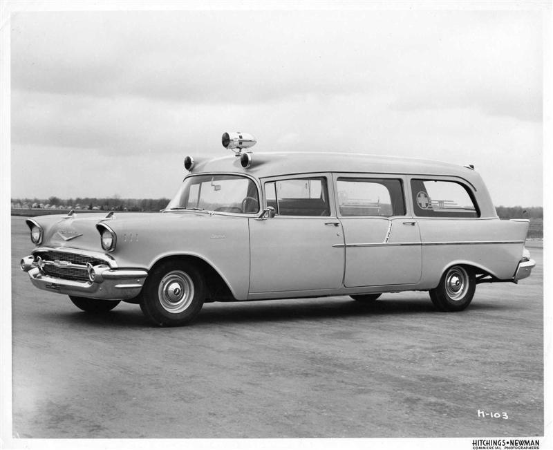 1957 Memphis--Chevrolet Memphian