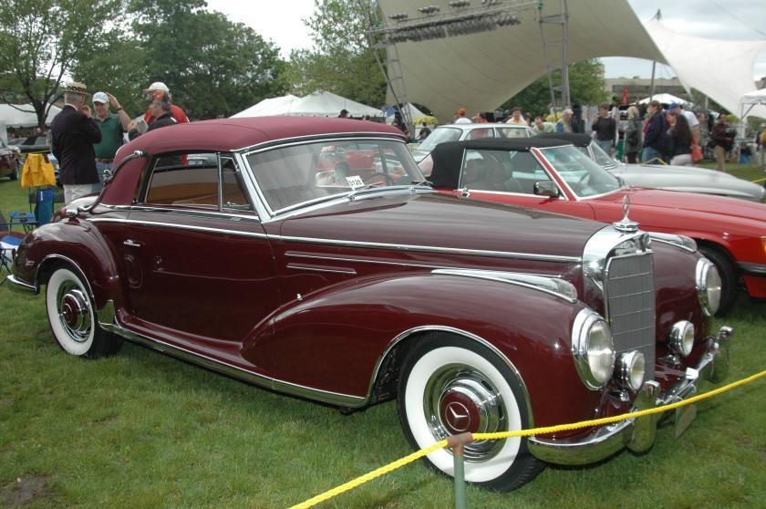 1957 mercedes 300sc
