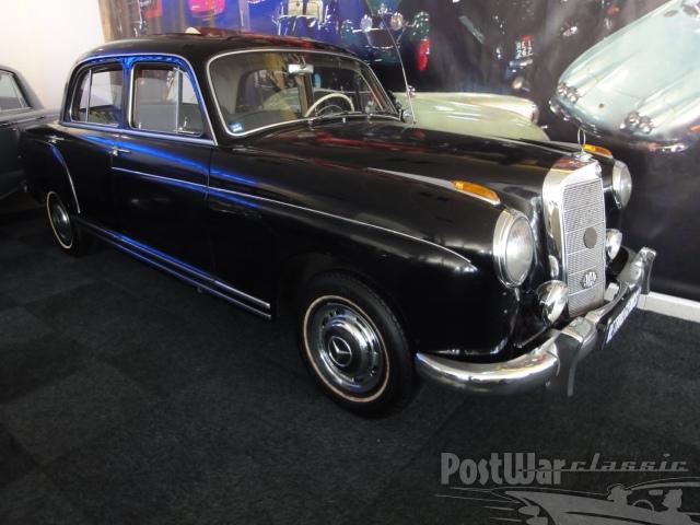1957 Mercedes-Benz 220S Ponton