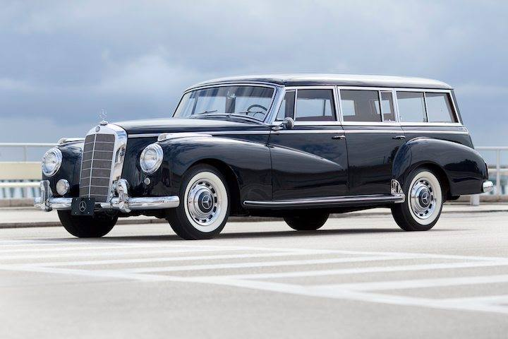 1957 Mercedes-Benz 300C Wagon by Binz