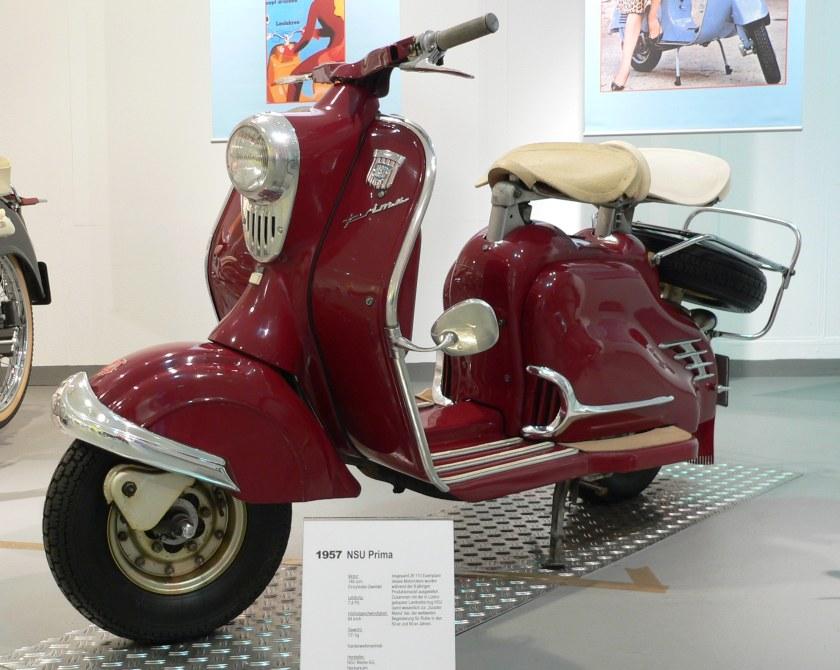 1957 NSU Prima