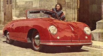 1957 porsche 356-cabrio