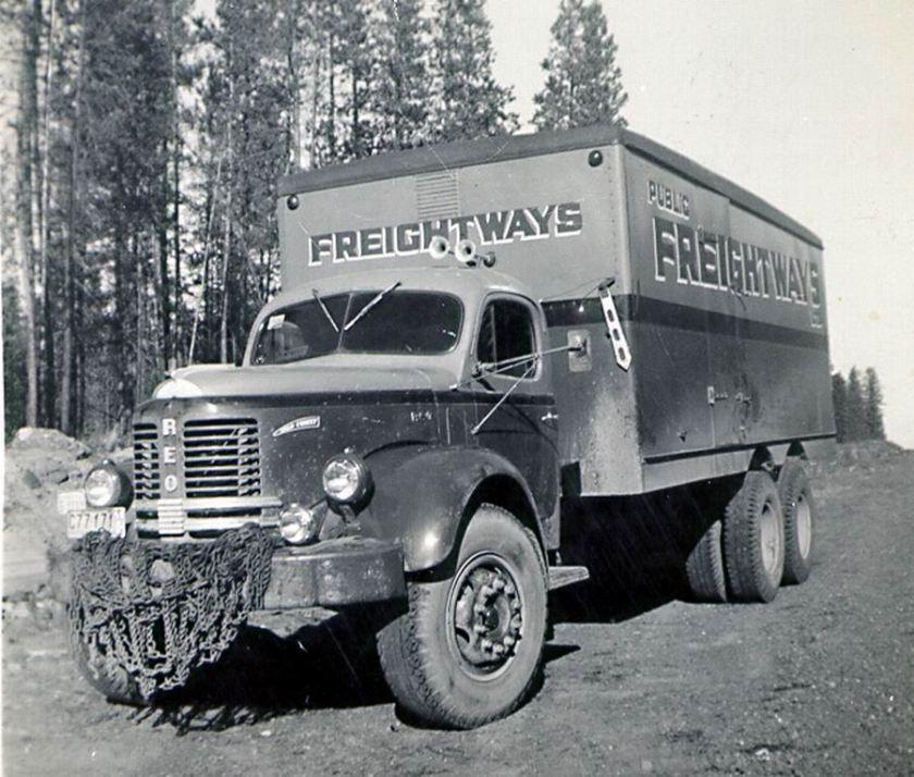 1957 REO Hank Suderman Coll