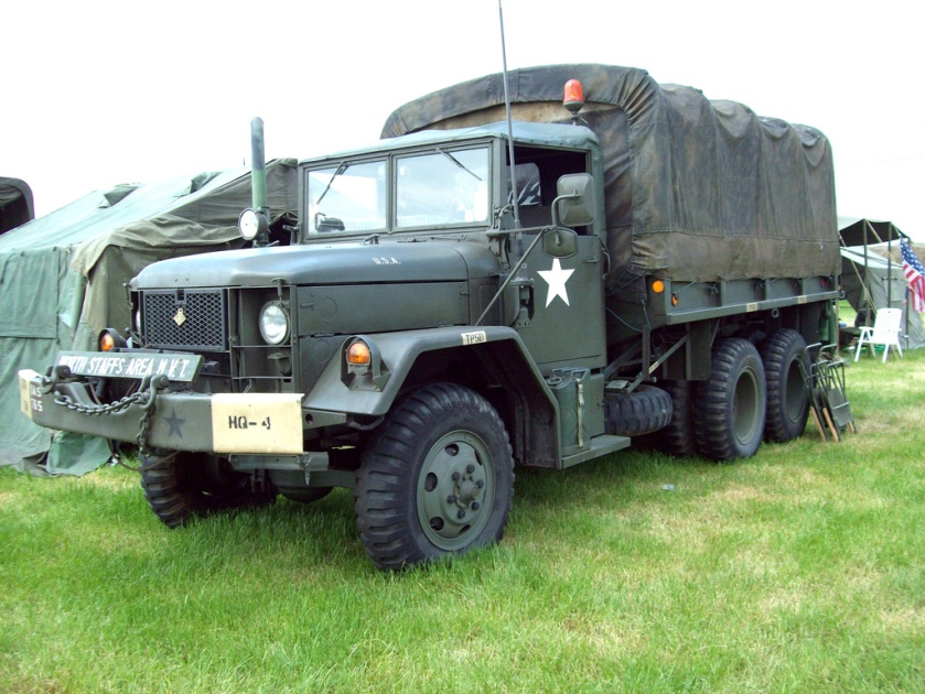 1957 Reo M35