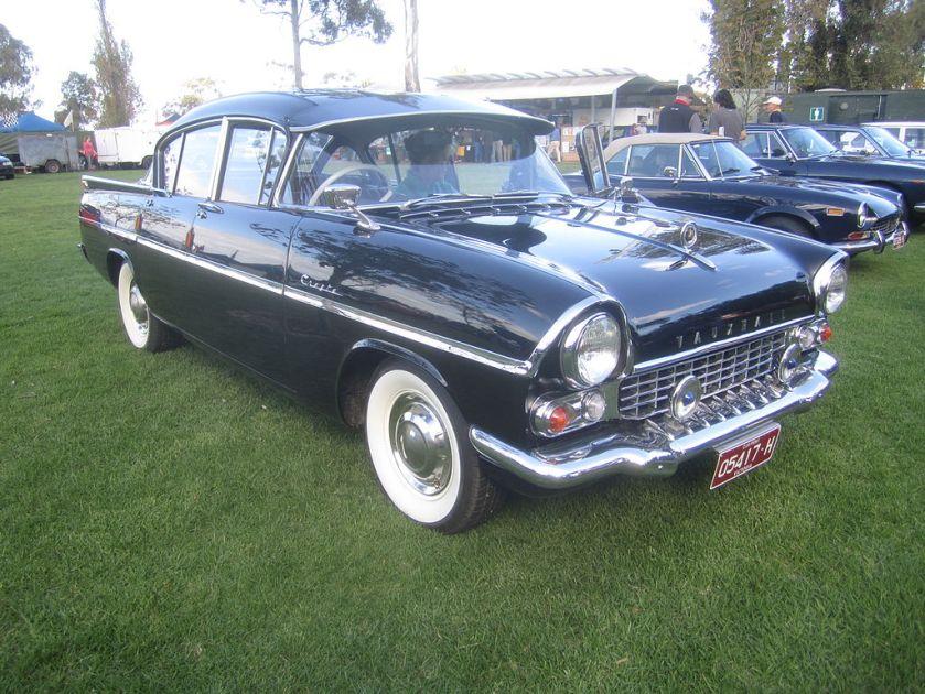 1957 Vauxhall Cresta Saloon