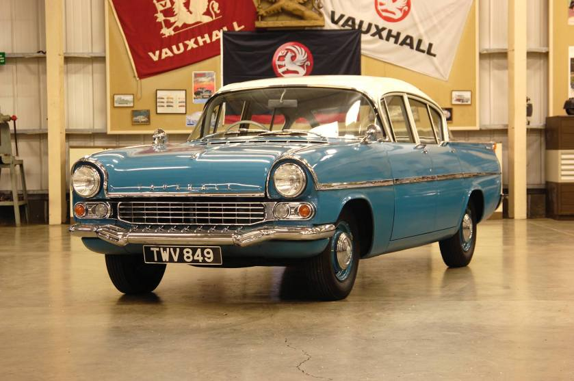 1957 Vauxhall Velox PA
