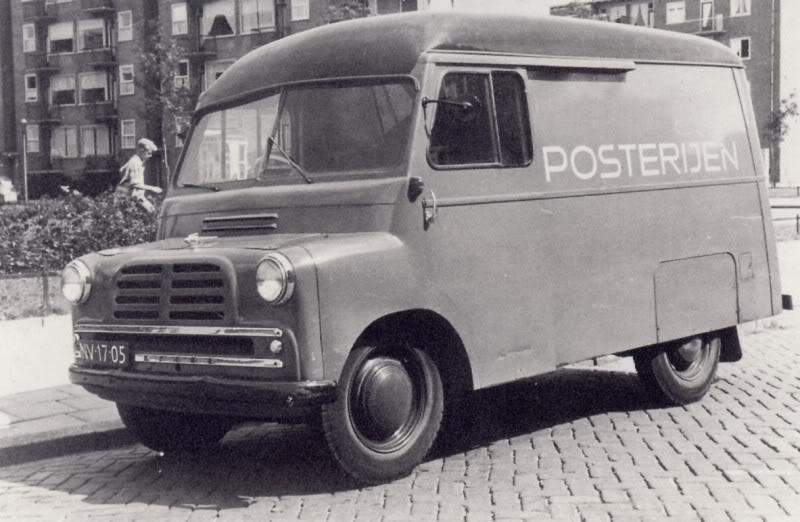 1958 Bedford CA PTT