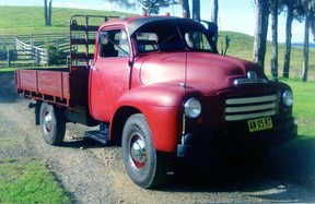 1958 BEDFORD D SERIES
