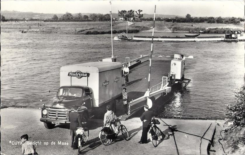 1958 Bedford D5 RJ-68-59