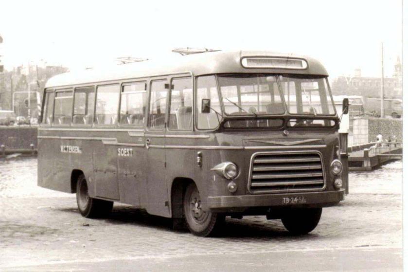 1958 Bus nr.1 Volvo tensen