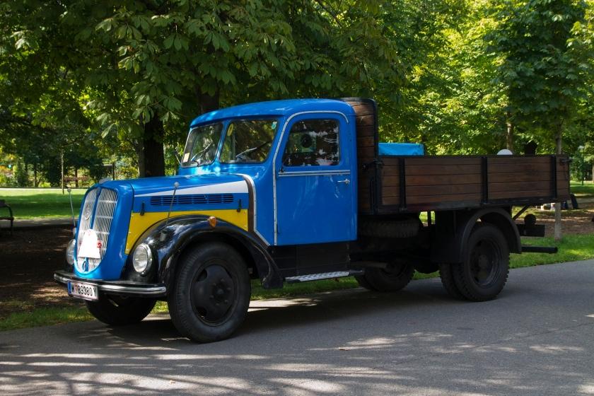 1958 ÖAF Tornado Truck