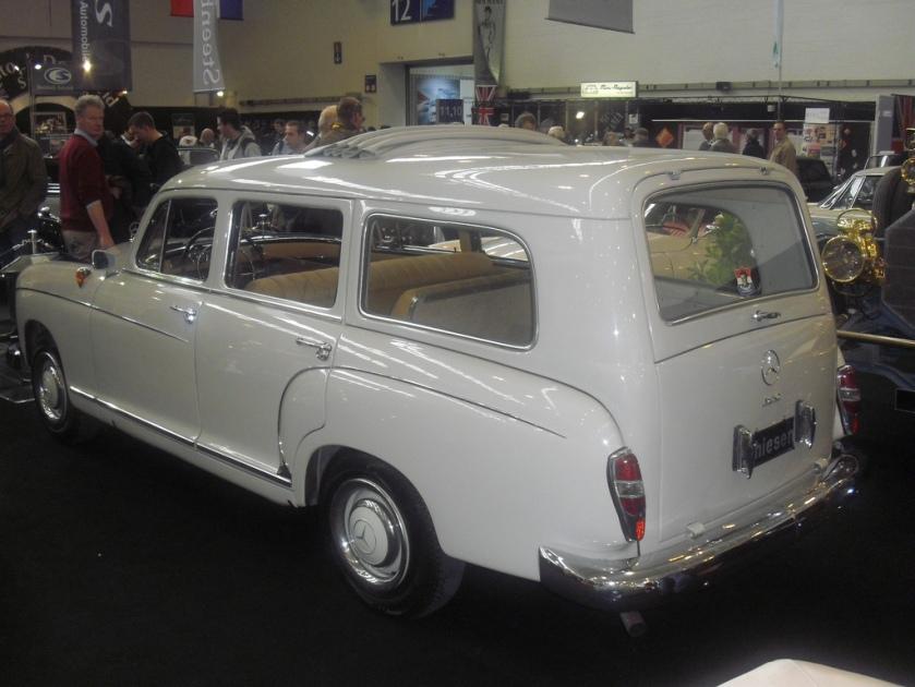 1958 Mercedes-Benz 190D Binz Kombi