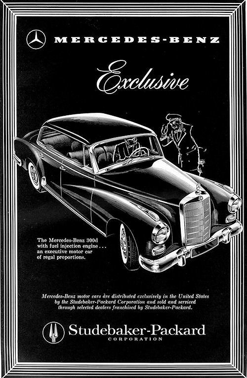 1958 mercedes benz  2