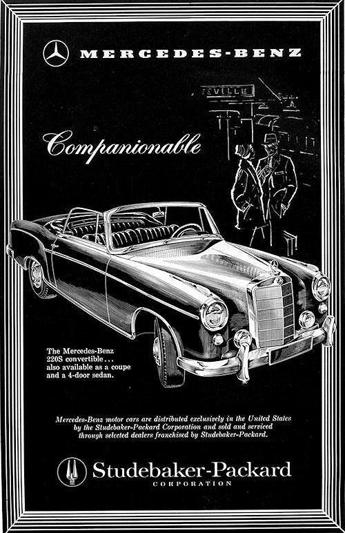 1958 mercedes benz  3