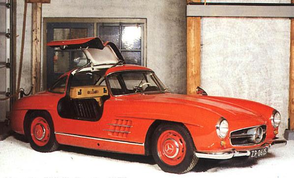 1958 Mercedes-Benz 300 SL ZP-06-15